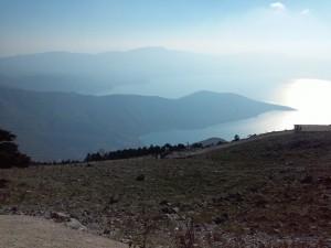 αποψη-κορυφή-Κιθαιρώνα